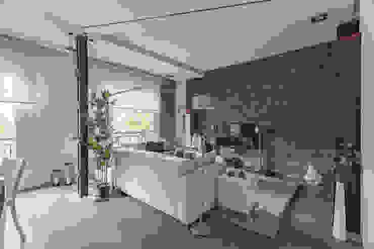 Home Staging barrio Salamanca MEXID INTERIORISMO Salones de estilo moderno