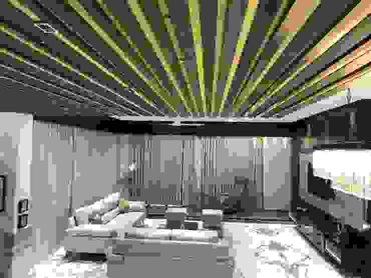Living room design Ideas:  Living room by Obaku Design,