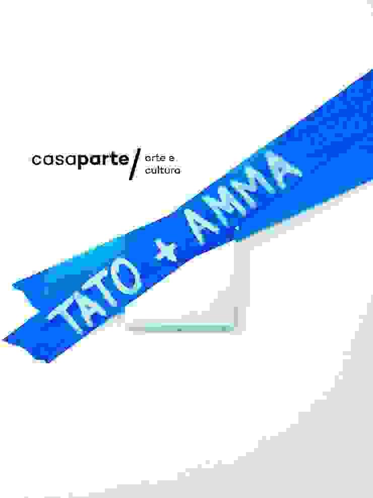 Lieux d'événements modernes par AMMA PROJETOS Moderne Plastique