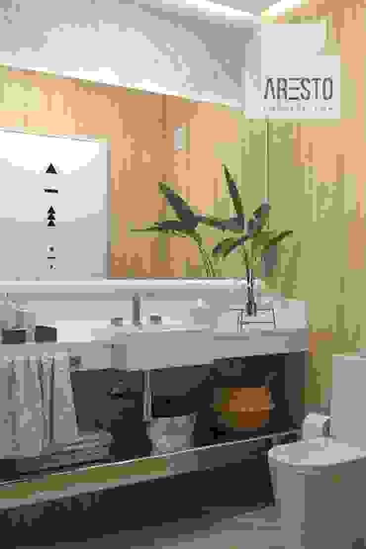 Modern Bathroom by Aresto Arquitetura Modern