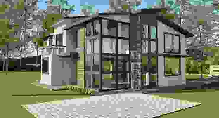 diseños de fachadas de Arqmania