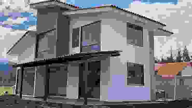 casa construida de Arqmania