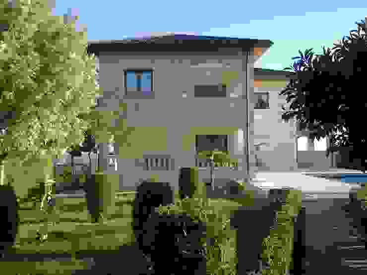 Taşcenter Acarlıoğlu Doğal Taş Dekorasyon – Taş Villa:  tarz Evler, Modern Taş