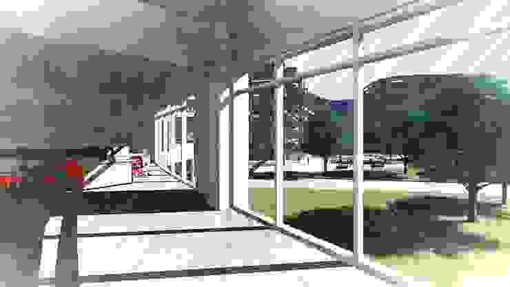 Interior:  de estilo  por CR.3D Modeling & Rendering