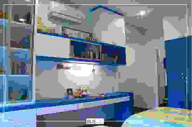 Bue Studio Co.,Ltd. ห้องนอน