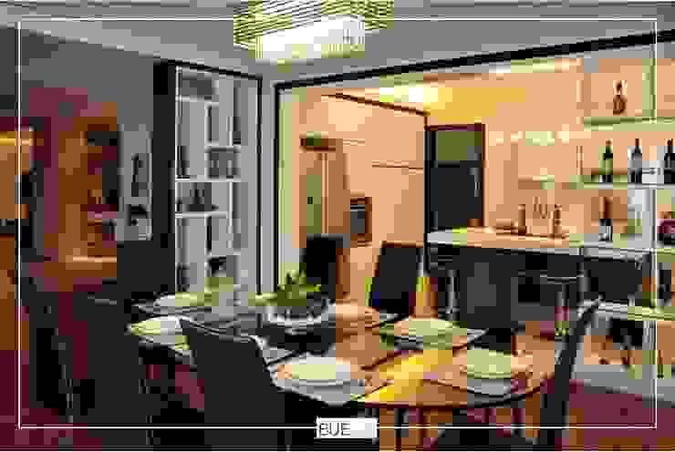 James-Hijauan Modern Kitchen by Bue Studio Co.,Ltd. Modern