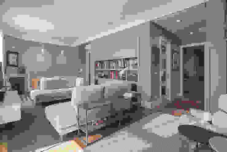 Moderne Wohnzimmer von Urbana Interiorismo Modern