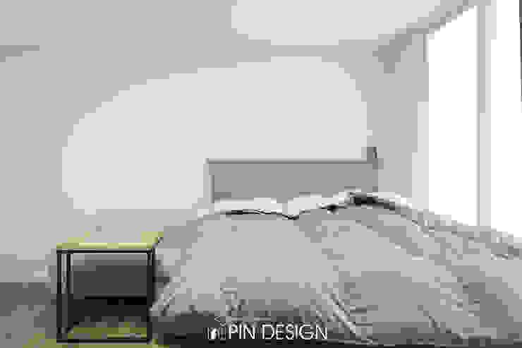 바이올렛의 우아함과 클래식한 가구들의 조합-우장산힐스테이트39평 클래식스타일 침실 by 핀디자인(PIN:D) 클래식