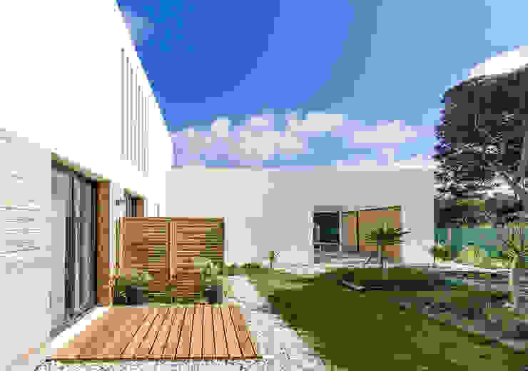 Namu House [i]da arquitectos Casas modernas