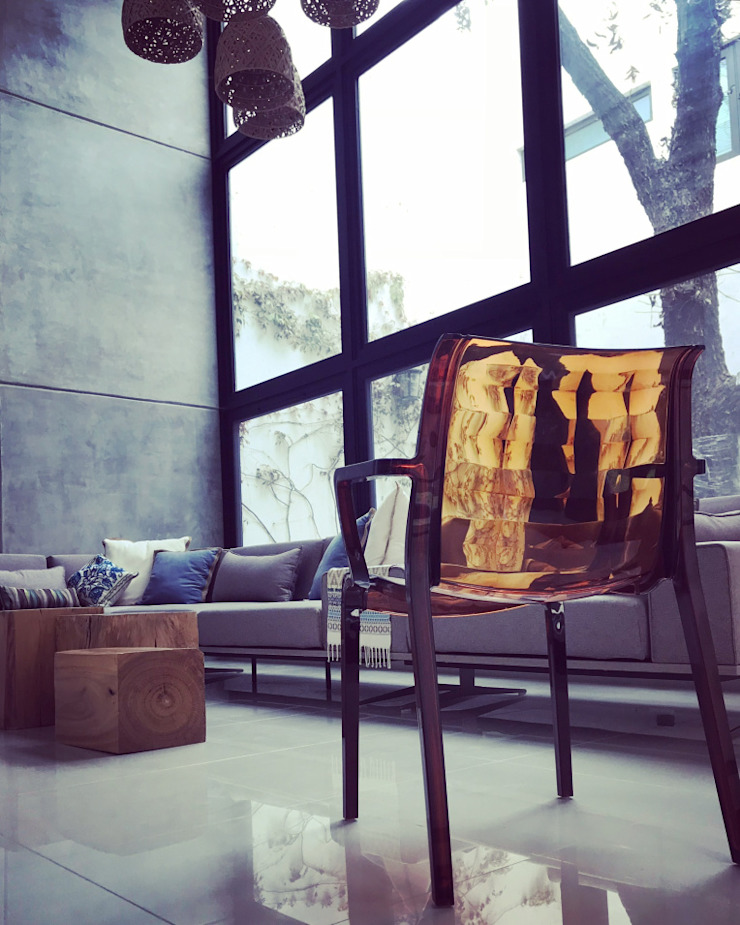 Urban Life Salas de estilo moderno