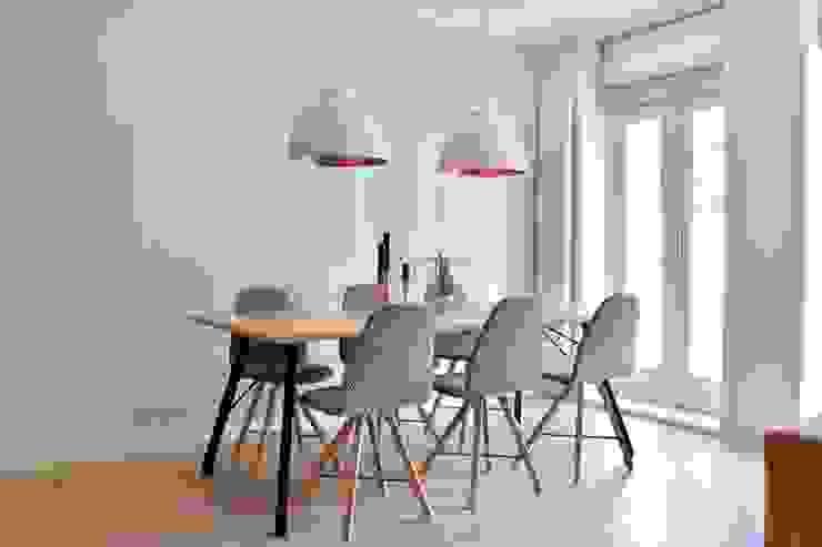 Appartement Amsterdam van Atelier09 Industrieel