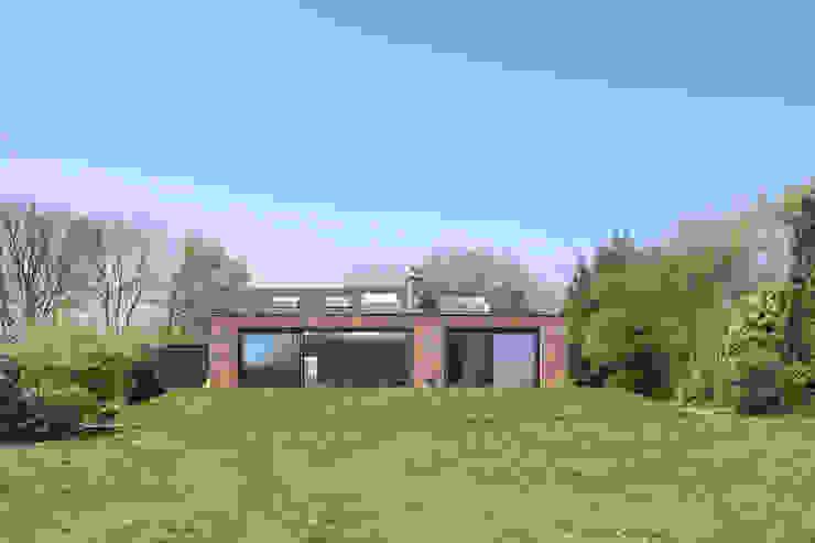 S /HE006 – Ide Hill, Sevenoaks – Private Residential de Studio HE (S /HE) Moderno Ladrillos