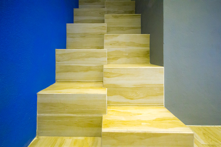 Stairs by ÖQ Arquitectos, Eclectic