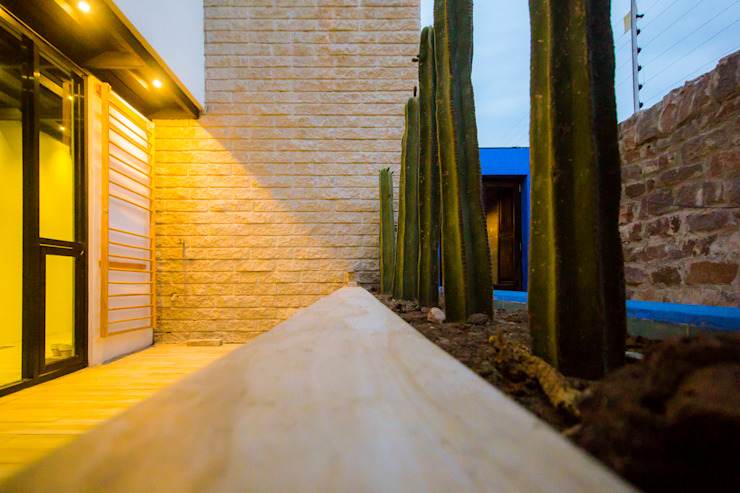 by ÖQ Arquitectos Eclectic