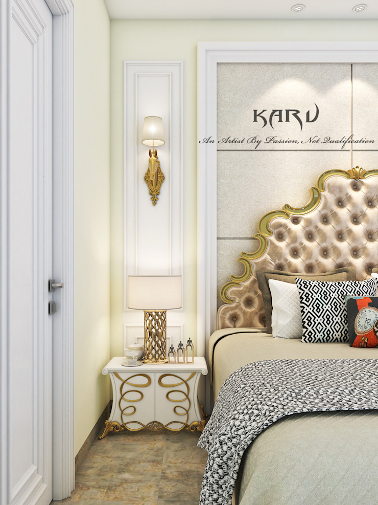 BED: classic  by KARU AN ARTIST,Classic