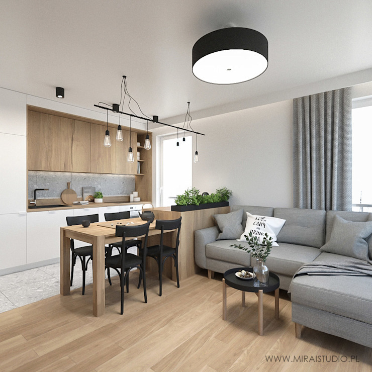 MIRAI STUDIO Living room