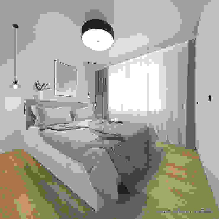 MIRAI STUDIO Camera da letto moderna