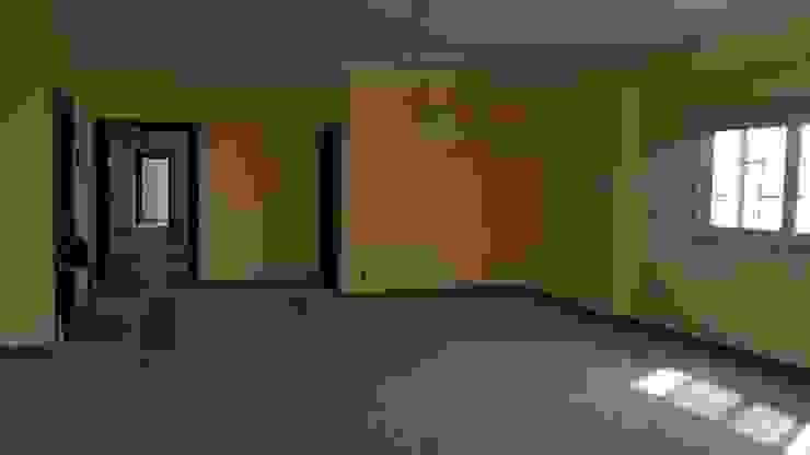صوره توضح المكان قبل عمل التصميم من Authentic for interior designs
