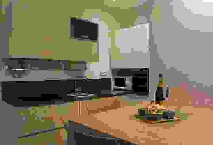 Simona Muzzi Architetto Modern Kitchen