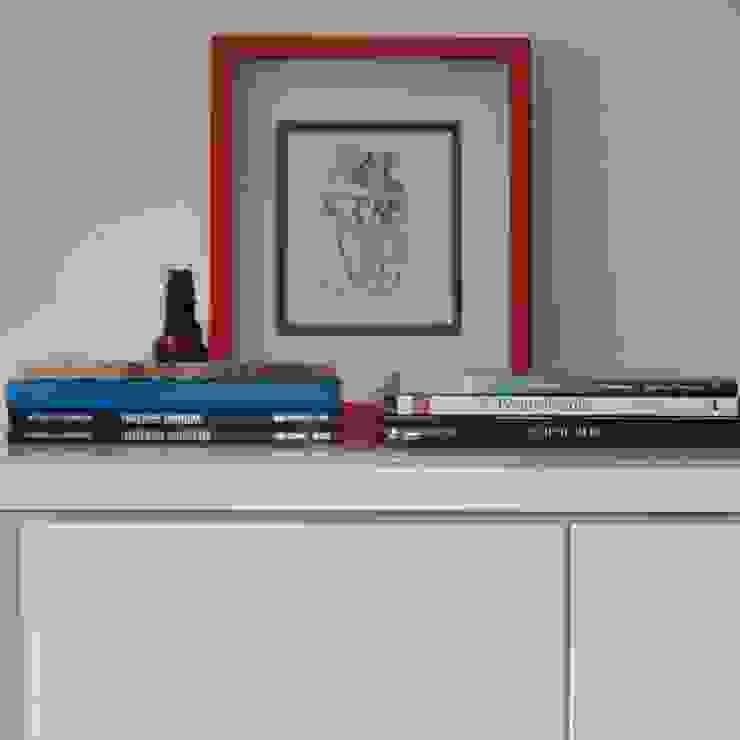 Detalhes que fazem a diferença Izabella Biancardine Interiores Salas de estar modernas
