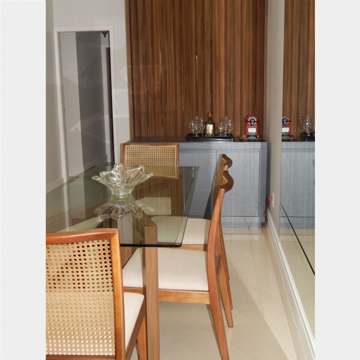 Izabella Biancardine Interiores Moderne Esszimmer