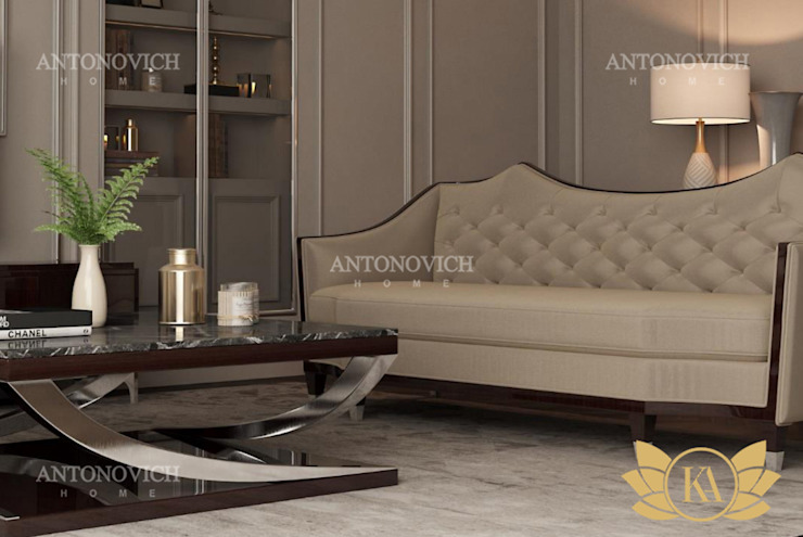 Magnificent Furniture Designs for Luxury Home by Luxury Antonovich Design