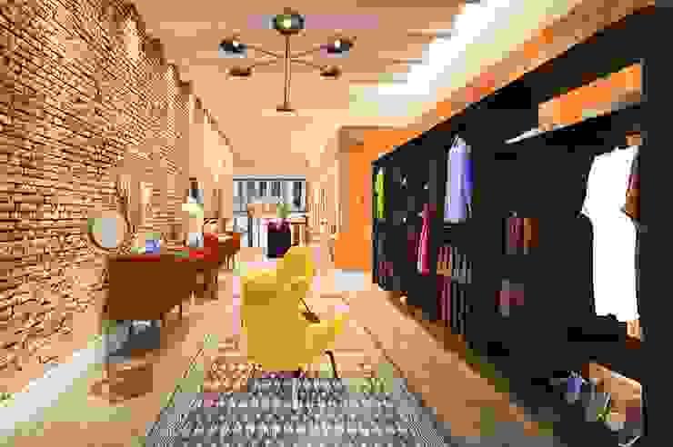 The CRUYFF Store Oficinas y tiendas de estilo moderno de Piedra Papel Tijera Interiorismo Moderno