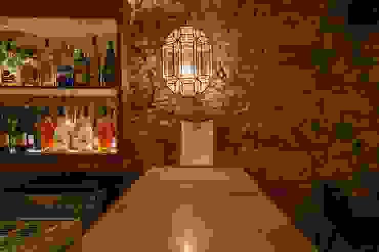 Bars & clubs industriels par Piedra Papel Tijera Interiorismo Industriel