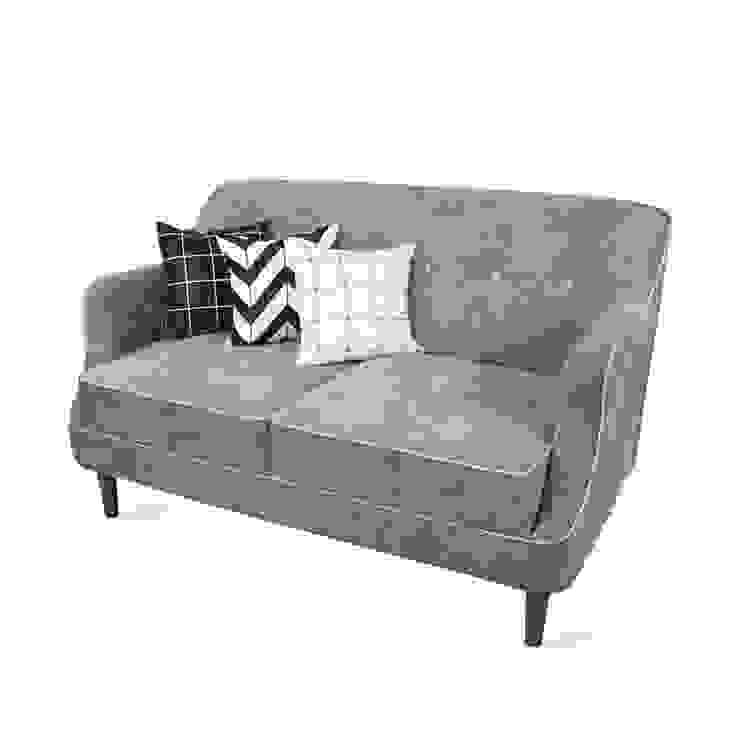 narve sofa 2 seater Area Oleh viku Skandinavia Tekstil Amber/Gold