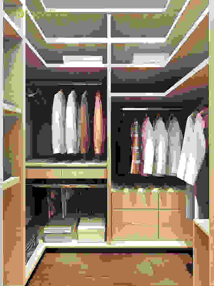 ЕвроДом Closets de estilo minimalista