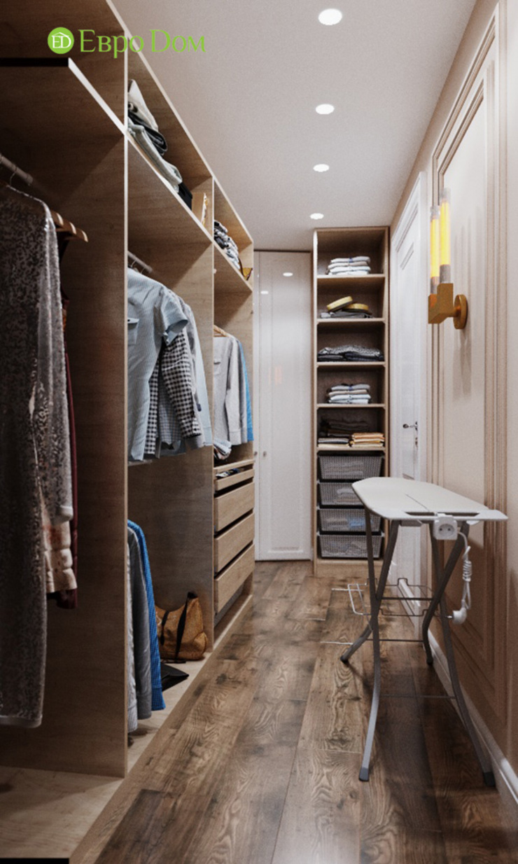 ЕвроДом Closets de estilo clásico