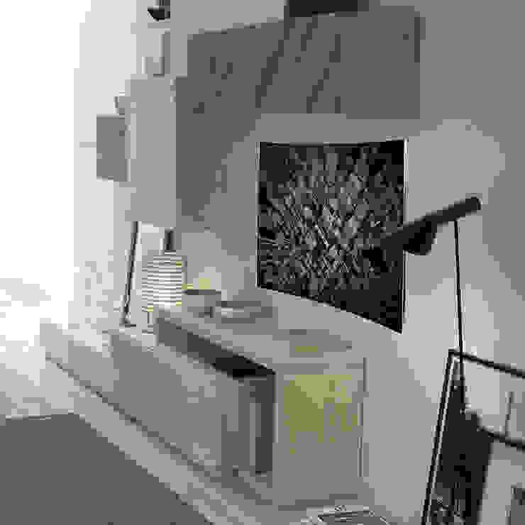 Ruang Keluarga Modern Oleh Idea Stile Modern Kayu Wood effect