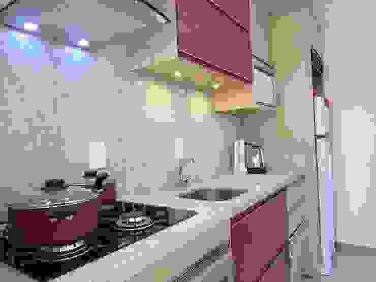 Bancada de cozinha Grannobre marmoraria Armários e bancadas de cozinha Granito