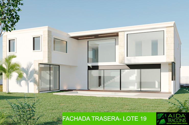 Classic style houses by AIDA TRACONIS ARQUITECTOS EN MERIDA YUCATAN MEXICO Classic