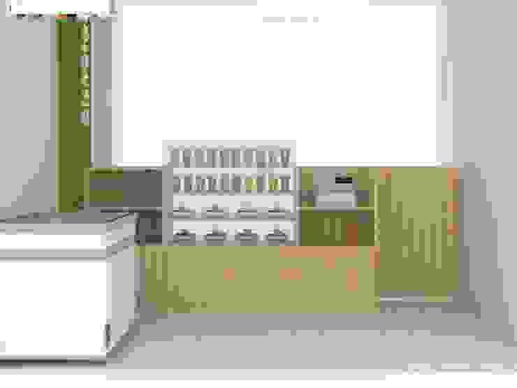 Propuesta de diseño para fruteriá Niquía de Decó ambientes a la medida