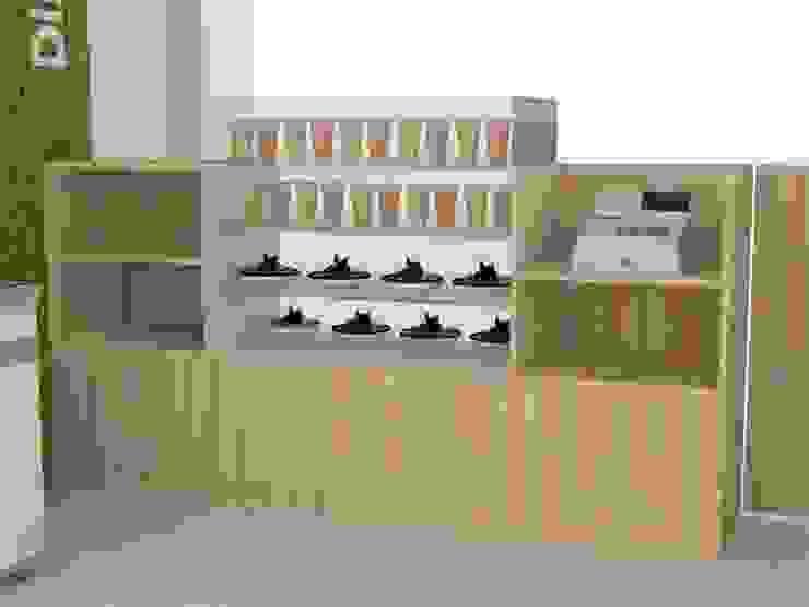 Propuesta de diseño para fruteriá Niquía Propuesta de diseño para fruteriá Niquía de Decó ambientes a la medida