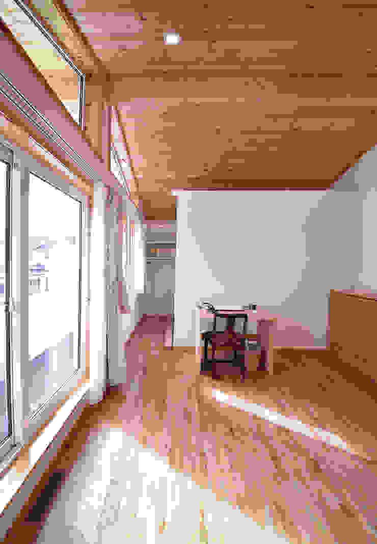 木の家株式会社 ห้องนอน ไม้