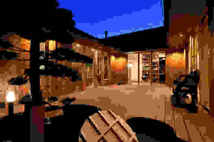 木の家株式会社 ระเบียง, นอกชาน ไม้