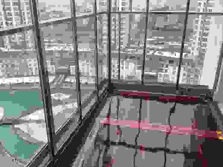Balcony by Karbonik ısıtma sistemleri,