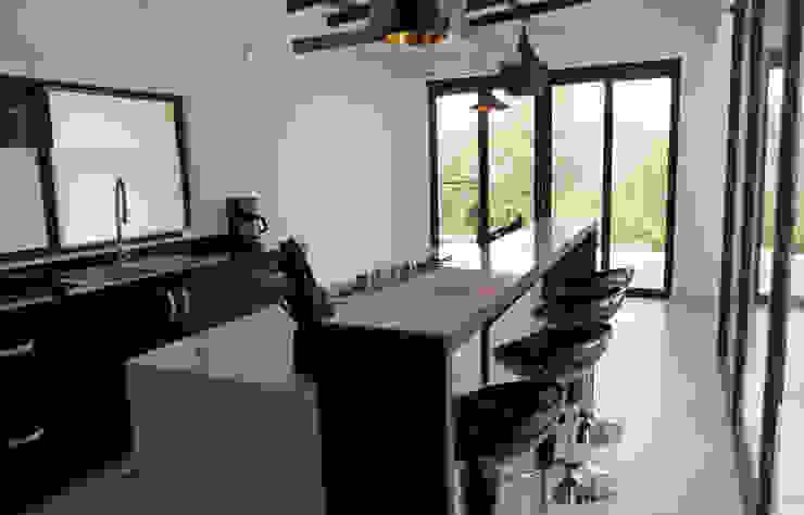 Diseño y Visualización Cocinas modernas de Arquitectura y Visualización Moderno