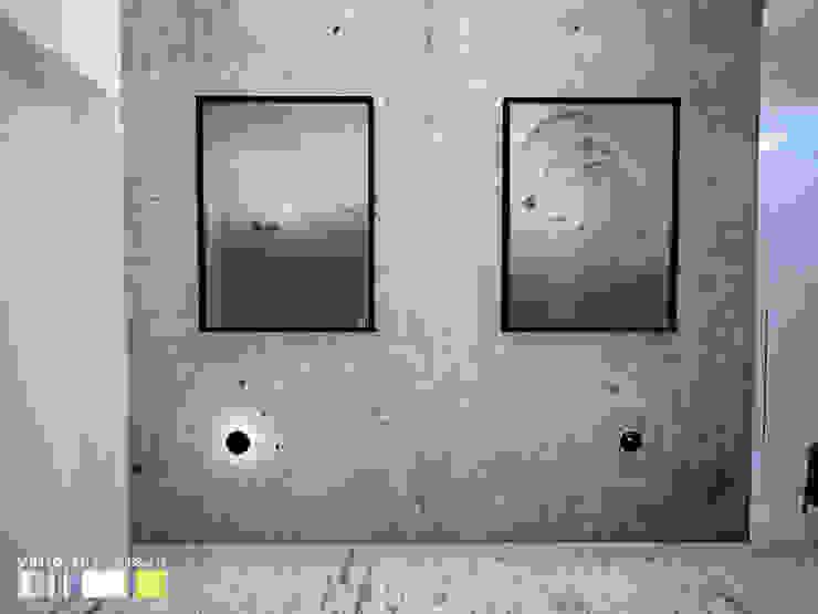 Pasillos, vestíbulos y escaleras eclécticos de Мастерская интерьера Юлии Шевелевой Ecléctico