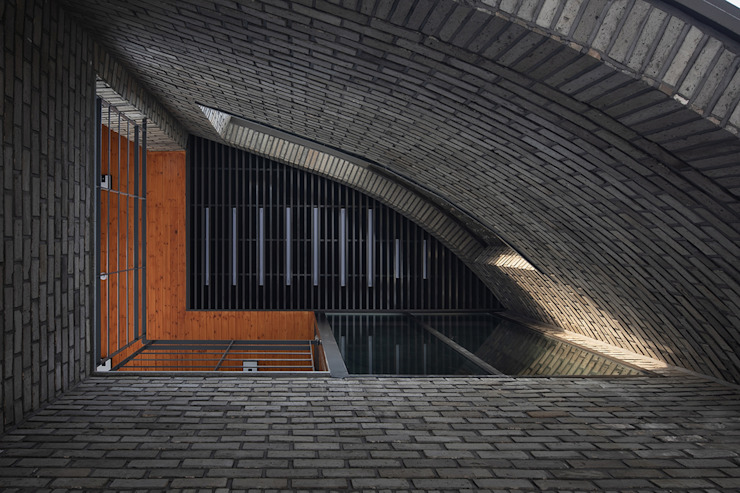 용두동 근린생활시설 모던스타일 주택 by 바이제로 모던