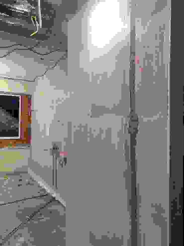 石膏磚之套房施工 根據 寶瓏室內裝修有限公司