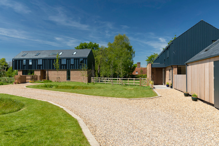 Loxley Stables, 2019 TAS Architects Modern houses