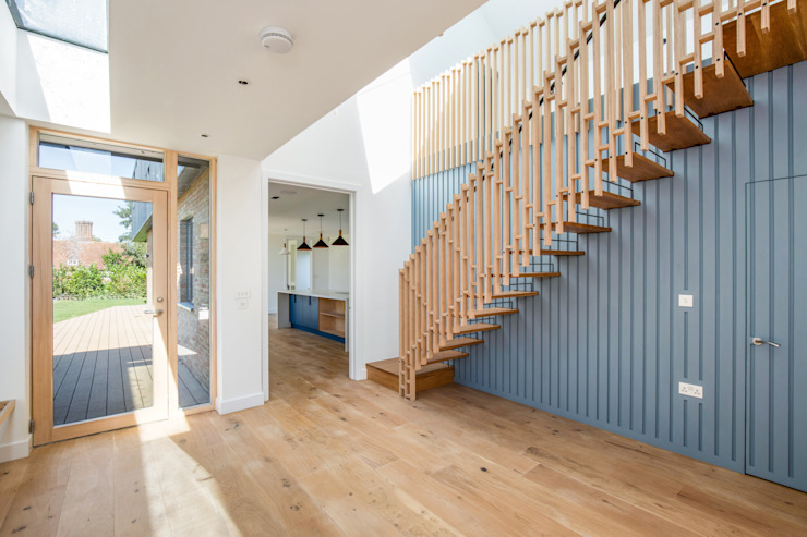 Loxley Stables, 2019 TAS Architects Stairs