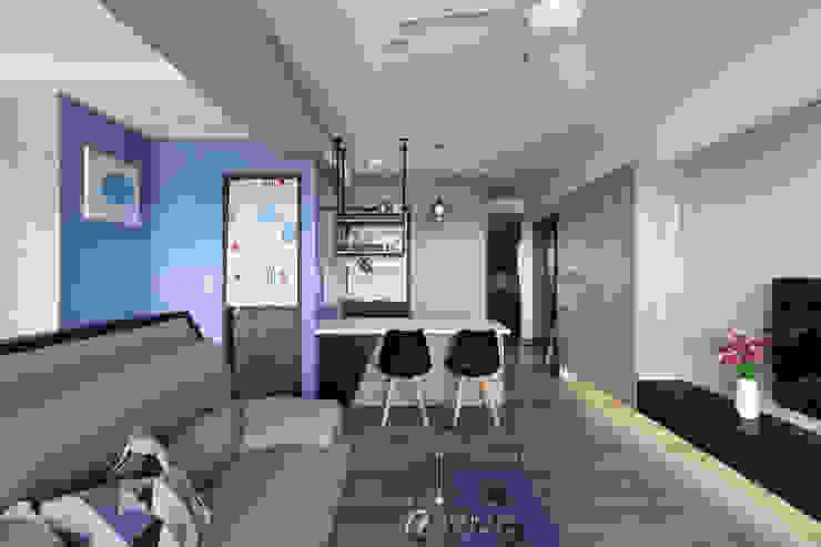 中島 根據 元作空間設計 現代風