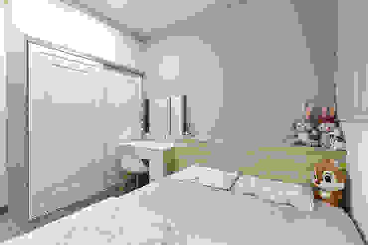女孩房│衣櫥 根據 元作空間設計 現代風