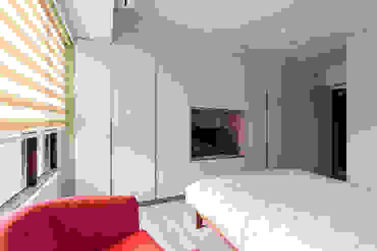 孩臥/衣櫃 根據 元作空間設計 現代風
