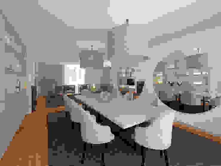 MIA arquitetos ห้องทานข้าว