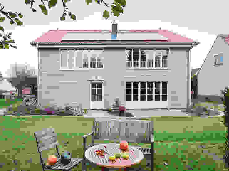 Müllers Büro Rumah kayu